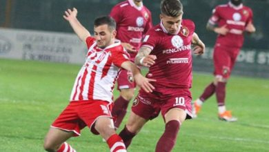 Photo of Rende, Viteritti all'ultima curva fa sbandare la Reggina. Al Granillo è 1-1