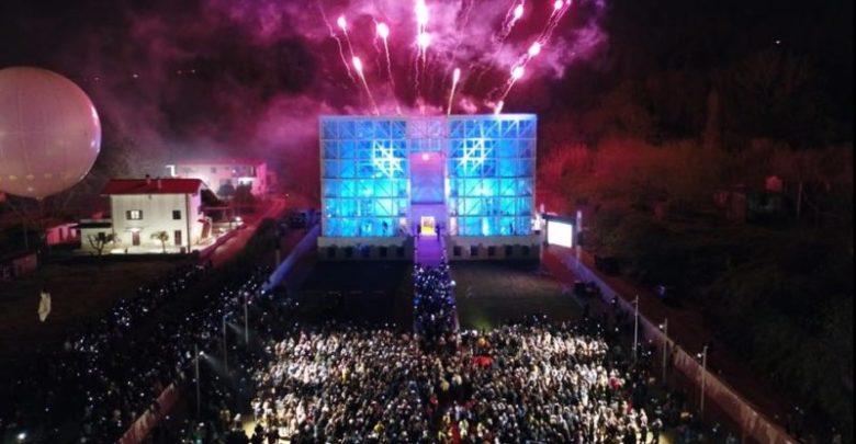 Cosenza, inaugurato il Planetario: Occhiuto orgoglioso dell'opera [FOTO]