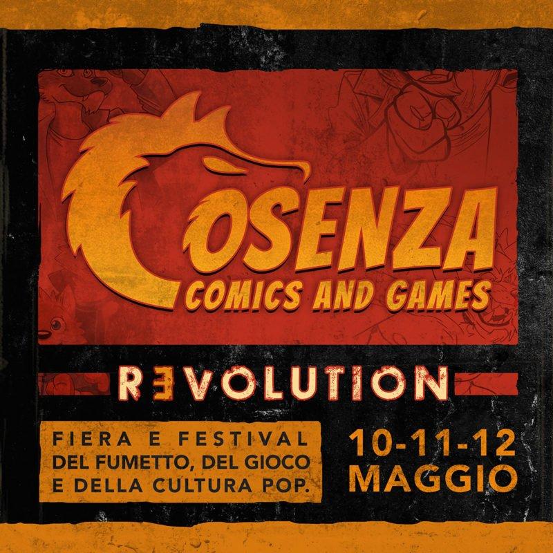 Cosenza Comics and Games, ritorna la fiera dei fumetti