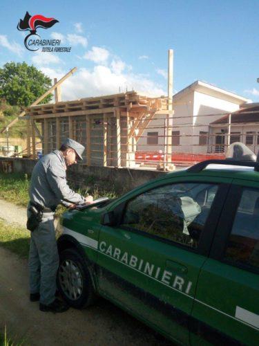 Luzzi, sequestrato il piazzale della scuola elementare: le indagini