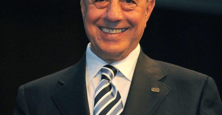 Il presidente della Bcc Mediocrati Nicola Paldino