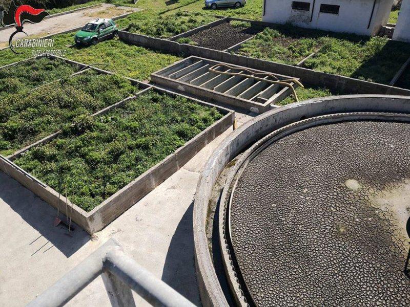 Cariati, sequestrati i fanghi di depurazione [FOTO]