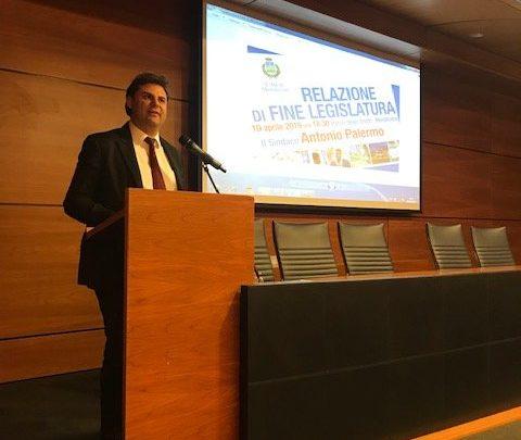 Mendicino, il sindaco Antonio Palermo