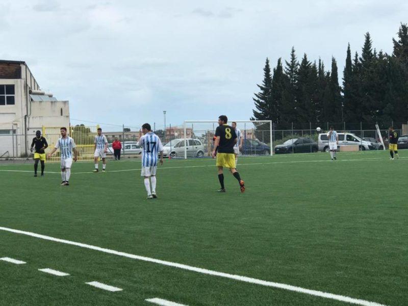 Il Trebisacce brinda alla salvezza giocando a tennis: 6-0 al Siderno