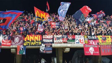 Photo of Ultrà Cosenza da impazzire. Sciarpata e cori sul 4-2 per il Benevento