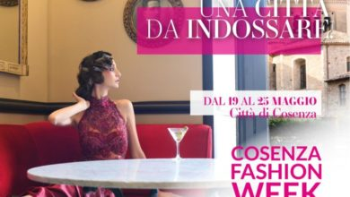 Photo of Cosenza Fashion Week verso il gran finale: gli ultimi appuntamenti