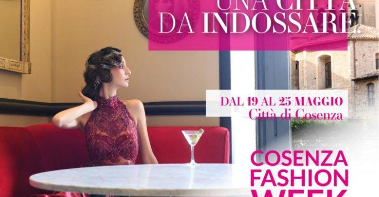 Cosenza Fashion Week verso il gran finale: gli ultimi appuntamenti