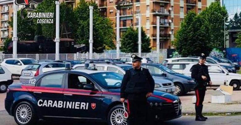 Spaccio di droga, due arresti a Cosenza: uno è incensurato