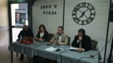 Photo of Mendicino, Canonaco incontra i cittadini. «Ecco il programma»