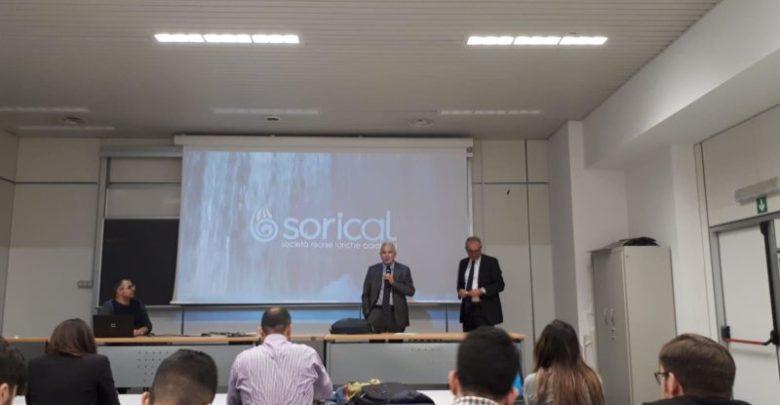Sorical racconta all'Unical la Cassa del Mezzogiorno