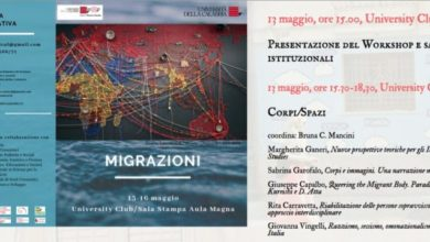 "Photo of All'Unical c'è il Workshop ""Migrazioni"": si parte il 13 maggio"
