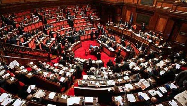 Taglio dei parlamentari, in Calabria sette deputati e tre senatori in meno