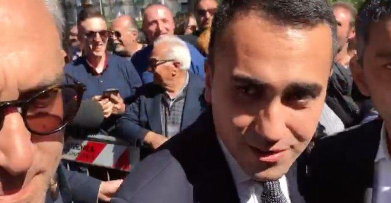 VIDEO ESCLUSIVO | Cosenza, il popolo di Di Maio fischia Matteo Salvini