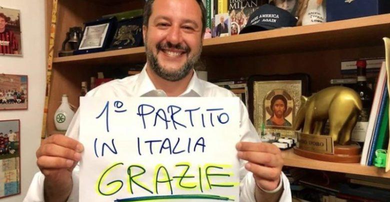 Matteo Salvini annuncia che sosterrà il candidato governatore del centrodestra unito anche in Calabria
