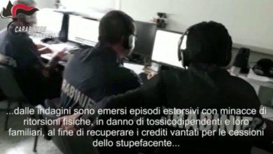 Photo of Operazione nel Savuto, così gli spacciatori minacciarono un 40enne