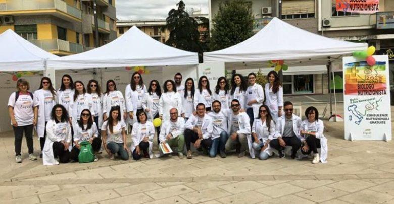 L'educazione alimentare arriva in piazza a Cosenza