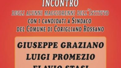 Photo of Amministrative Corigliano-Rossano, gli studenti a confronto con i candidati