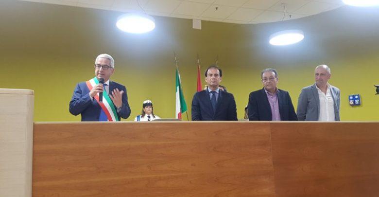 Inizia Manna bis nuova giunta presidente consiglio comunale