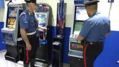 Photo of Cosenza, i carabinieri controllano le sale scommesse: denunce e sanzioni