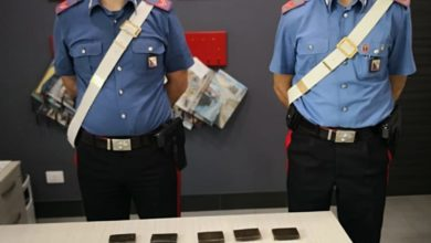 Photo of Aveva tre chili di droga nell'auto: arrestato dai carabinieri