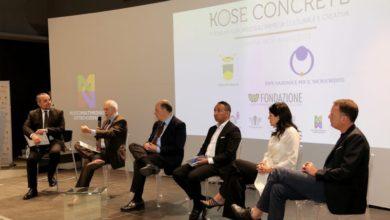 Photo of Al via i lavori del Forum europeo sull'impresa culturale e creativa (FOTO)