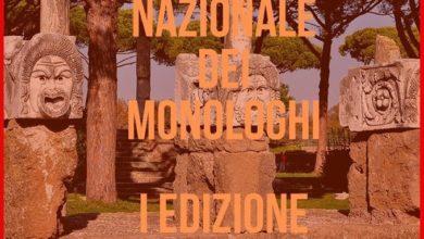 Photo of Festival Nazionale del Monologo Fita, c'è un calabrese in finale
