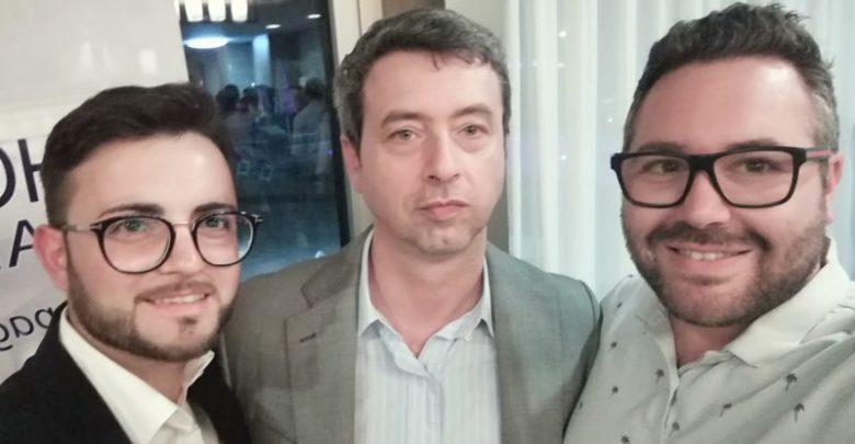Michele Leone sindaco Luzzi cittadini