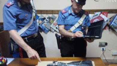 Photo of Tentato omicidio a Grisolia, i carabinieri ritrovano l'arma del delitto