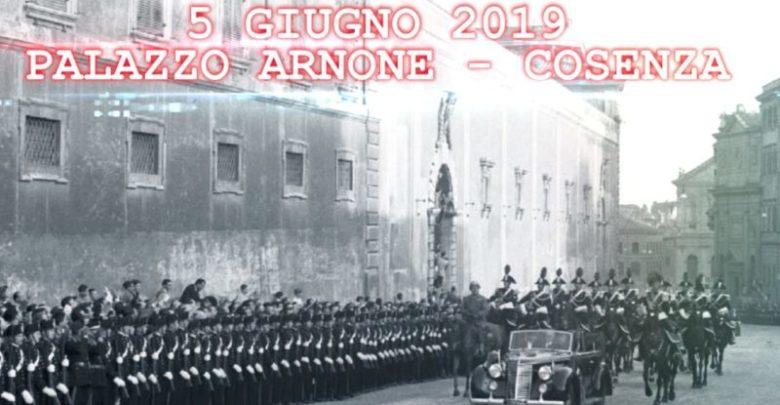 mostra fotografica carabinieri Cosenza