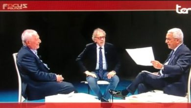 Photo of RENDE | Gaffe in tv, Sandro Principe si difende: «Mia espressione colorita, ma…»