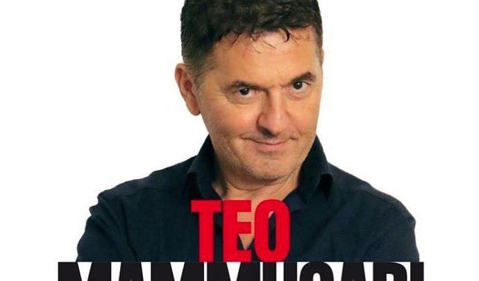 Teo Mammucari Cosenza teatro Castello Svevo
