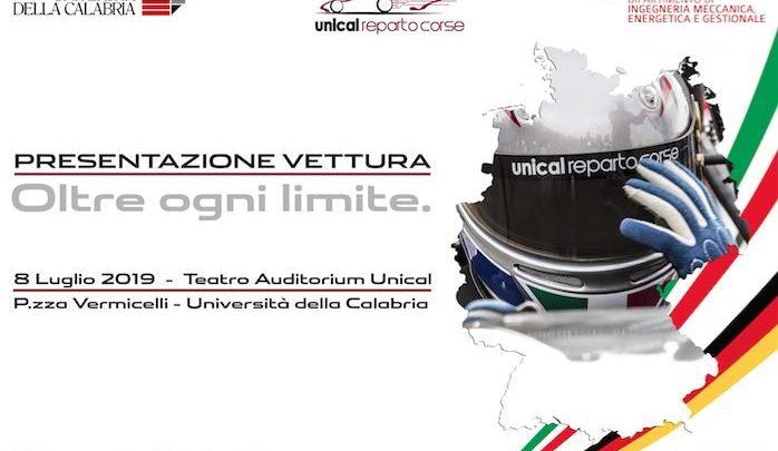 Unical Reparto Corse presentazione vettura Germany