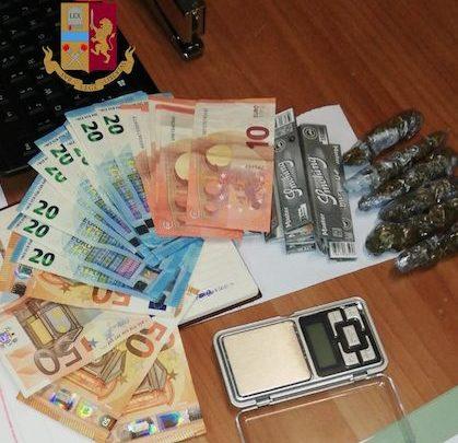 spaccio di droga torre alta cosenza polizia