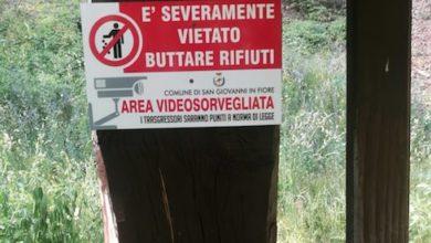 Photo of Abbandono illegale di rifiuti, attivato piano di contrasto a San Giovanni in Fiore