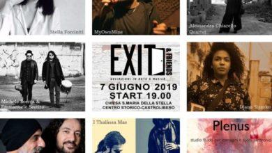 """Photo of Castrolibero, 12 musicisti e una visual artist  per """"Exit & Friends"""""""