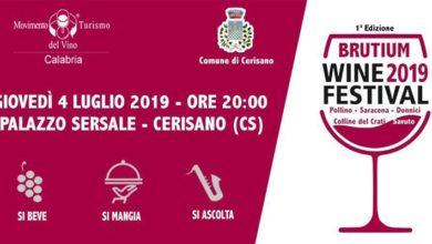 Photo of Brutium Wine Festival, appuntamento a Cerisano con 18 aziende