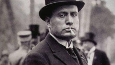 """Photo of Mussolini """"testimonial"""" del tesseramento di Forza Nuova Calabria"""