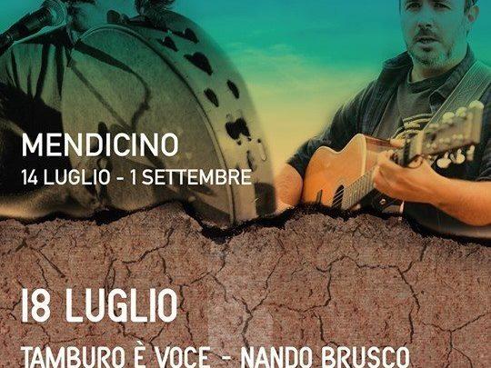 Radicamenti 2019, prosegue con Nando Brusco