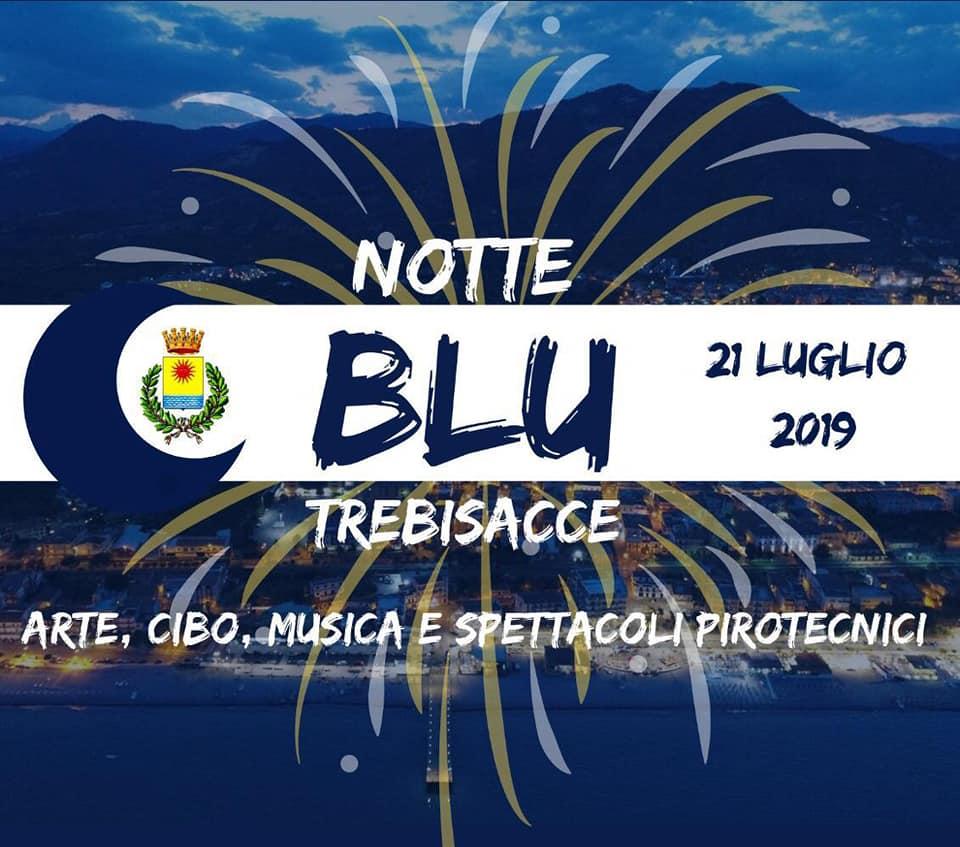 Notte Blu a Trebisacce per festeggiare la sesta Bandiera Blu