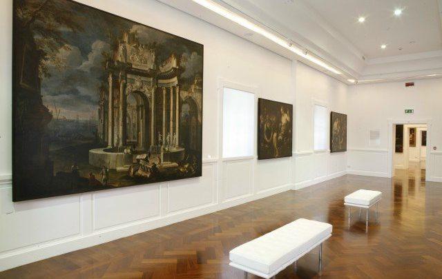 Faustino Nigrelli è il referente della Galleria Nazionale di Cosenza