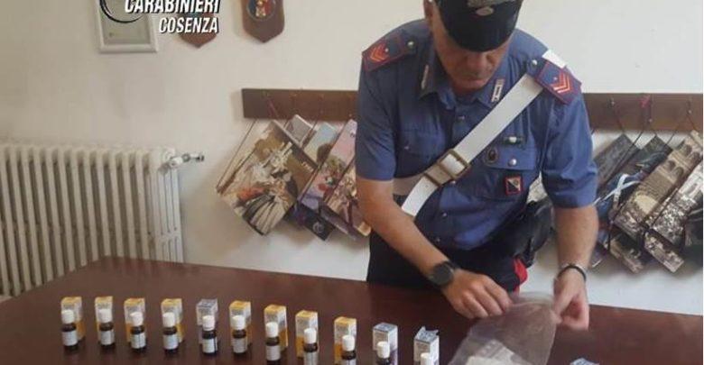 Cosenza spacciava metadone centro storico arrestato noto ristoratore