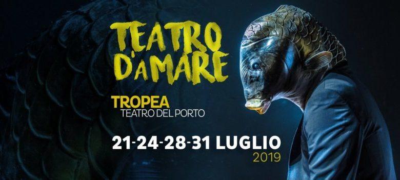 Teatro d'aMare, a Tropea appuntamenti d'autore