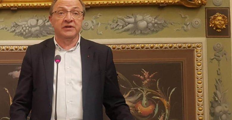 Il Presidente della Provincia Franco Iacucci