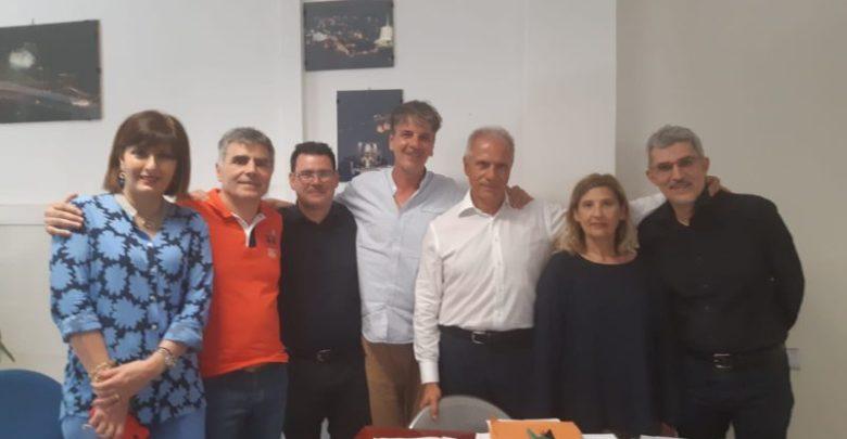 Cosenza firmano sei nuovi dirigenti parla Occhiuto