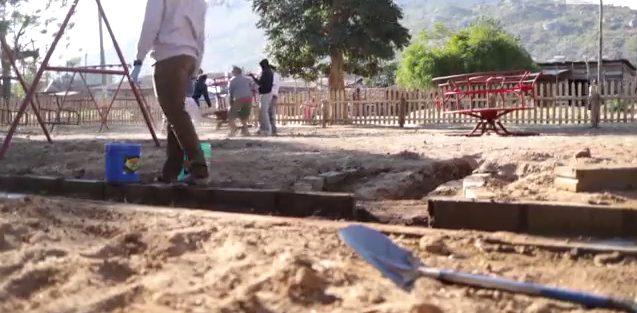 """In Tanzania un parco giochi per disabili grazie a """"La Terra di Piero"""""""