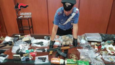"""Photo of Droga (e armi) a Cosenza, blitz dei carabinieri allo """"Spirito Santo"""""""