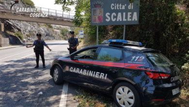 Photo of Scalea, turista milanese fa resistenza e viene arrestato dai Carabinieri