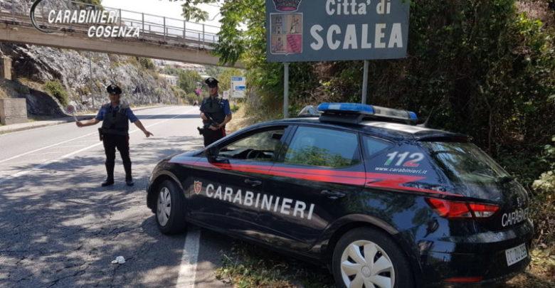 Praia a Mare assalto portavalori arrestato altro pregiudicato