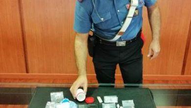 Photo of Cosenza, spaccio di droga in via degli Stadi: arrestato un 38enne