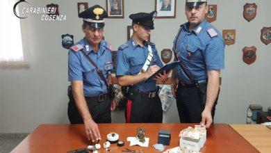 Photo of Diamante, operatore OSS arrestato per spaccio di droga